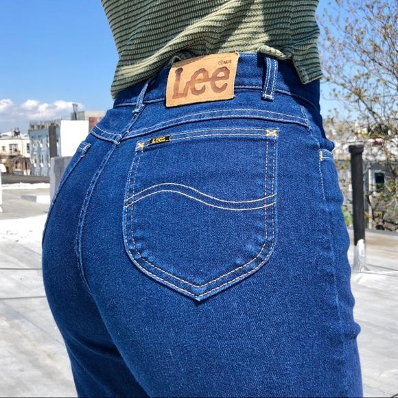 4c7c34f5 Lee Denim - Vintage ✏ Lee Riders High-Waisted Jeans